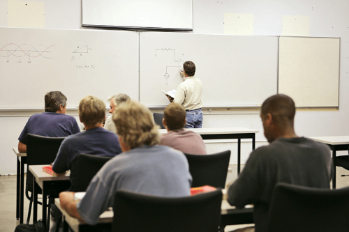 Service: Training and Seminars